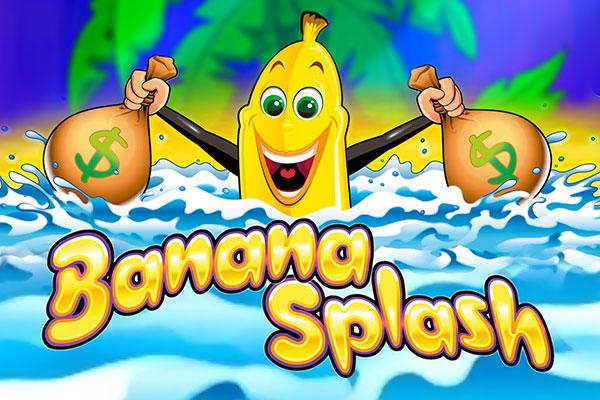 Описание слота Banana Splash